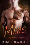 Mine: A Stepbrother Romance