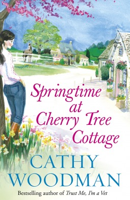 Springtime at Cherry Tree Cottage (Talyton St George, #10)