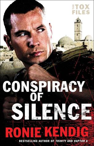 Conspiracy of Silence (Tox Files #1)