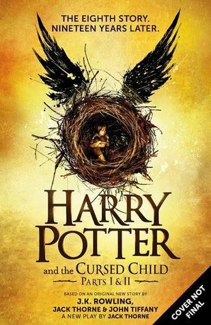 Harry Potter and the Cursed Child (Harry Potter, #8)