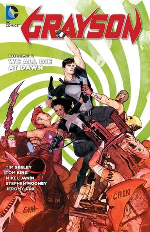 Cover of Grayson vol 2