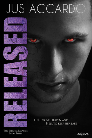 Released (The Eternal Balance, #3)