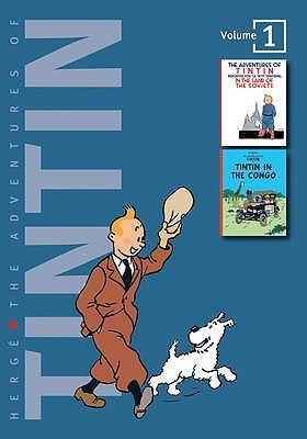 De avonturen van Kuifje, Bundel 1: Kuifje in het land van de Sovjets / Kuifje in Afrika (Hergé)