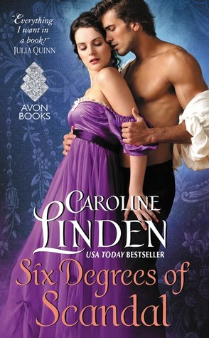 Six Degrees of Scandal (Scandalous, #4)