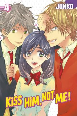 Kiss Him, Not Me!, Vol. 4