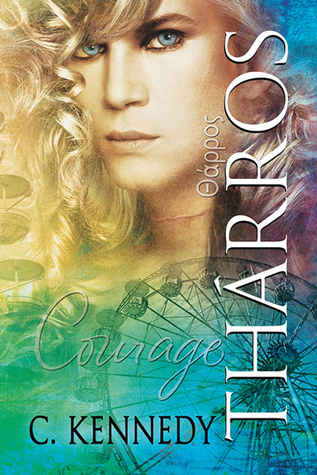 Release Day Review: Thárros (Ελπίδα (Hope) #2) by C. Kennedy