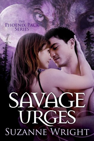 Review: Savage Urges by Suzanne Wright (@Mollykatie112)
