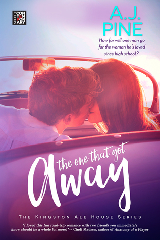 The One That Got Away (The Kingston Ale House Series, #1)