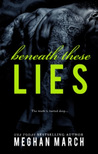 Beneath These Lies (Beneath, #5)