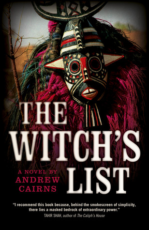 The Witch's List by Andrew Cairns