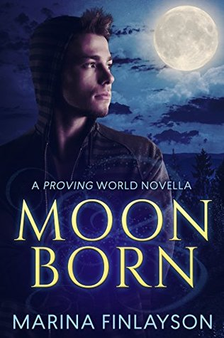 Urban fantasy review: 'Moonborn' by Marina Finlayson