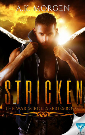 Stricken by A.K. Morgen
