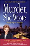 Design For Murder (Murder, She Wrote, #45)