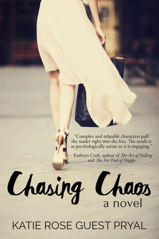 Chasing Chaos (Entanglement Series, #3)