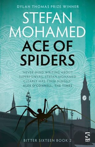 Ace of Spiders Cover