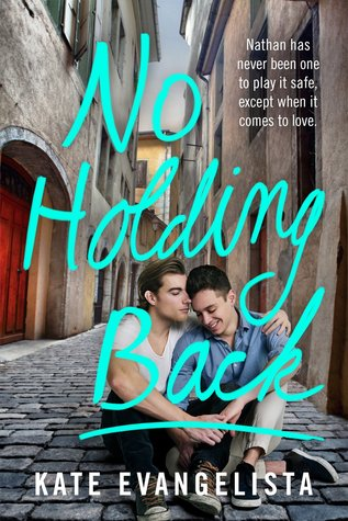 No Holding Back (Dodge Cove #2) by Kate Evangelista