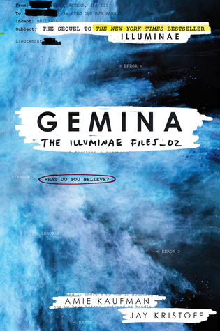 Gemina (The Illuminae Files, #2)