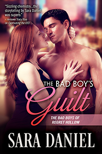 The Bad Boy's Guilt by Sara Daniel