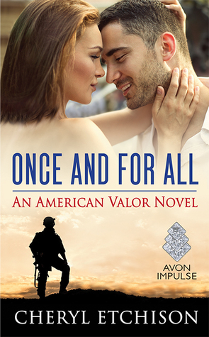 {Interview} with Cheryl Etchison, author of Once and For All (with Excerpt and Giveaway)