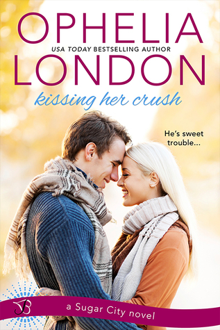 {Review} Kissing Her Crush by Ophelia London