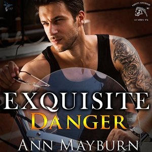 Exquisite Danger (Iron Horse MC #2) - Ann Mayburn