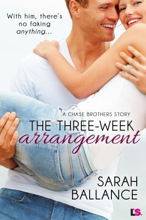 The Three-Week Arrangement (Chase Brothers, #3)