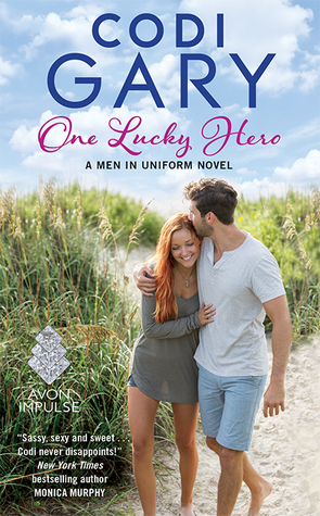 {Review} One Lucky Hero by Codi Gary (with Excerpt and Giveaway)