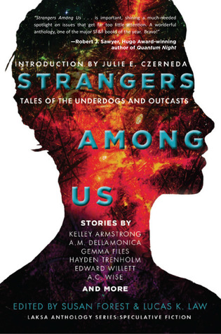 Art Book] ∛ Strangers Among Us: Tales of the Underdogs and