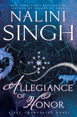 Allegiance of Honor (Psy-Changeling #15)