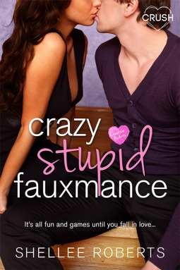 Crazy, Stupid, Fauxmance (Creative HeArts, #3; Mariely and Cabot #1)