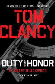 Duty and Honor (Jack Ryan Universe, #21)