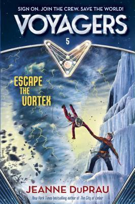 Escape the Vortex (Voyagers #5)