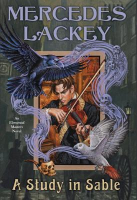 Book Review: A Study in Sable by Mercedes Lackey