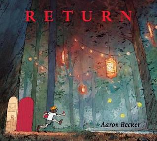 Return (Journey Trilogy, #3)