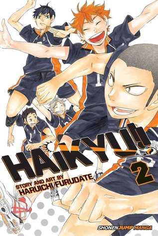 Haikyu!!, Vol. 2 (Haikyu!!, #2)