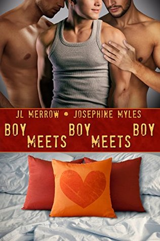 Short Story Review:  Boy Meets Boy Meets Boy (Mad About the Brit Boys #4) by JL Merrow and Josephine Myles