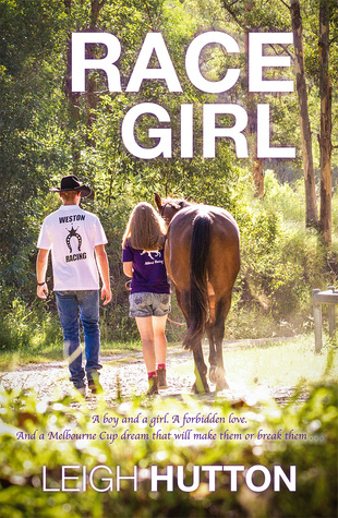 Race Girl (The Go Girls Chronicles, #3)