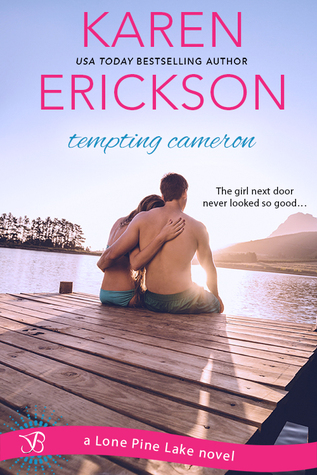 {Review} Tempting Cameron by Karen Erickson