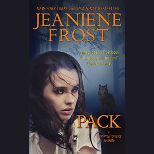 Audiobook Review: Pack by Jeaniene Frost (@Jeaniene_Frost, @taviagilbert, @BlackstoneAudio)