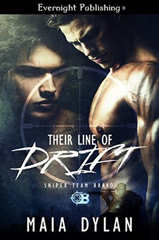 Book Review: Their Line of Drift (Sniper Team Bravo,#1) by Maia Dylan