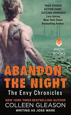 Review: Abandon the Night by Joss Ware (@Mollykatie112, @colleengleason, @avonbooks)