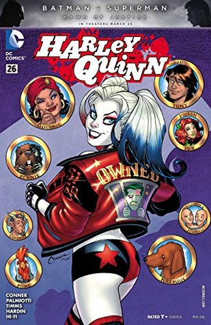 Harley Quinn (2013-) #26