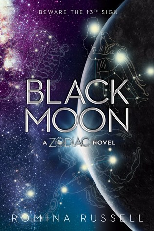 Black Moon (Zodiac #3) by Romina Russell