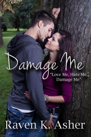 Damage Me by Raven K. Asher