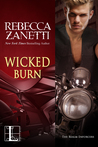 Wicked Burn (Realm Enforcers, #3)