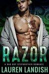 Razor: A Bad Boy Stepbrother Romance