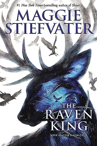 The Raven King (Raven Cycle 4) by Maggie Stiefvater