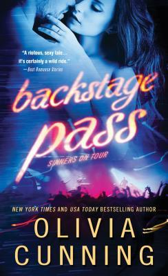 {Tour} Backstage Pass by Olivia Cunning (with Excerpt and Giveaway)
