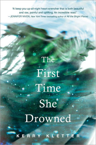 The First Time She Drowned Book Cover