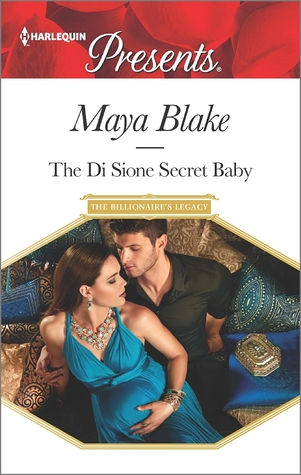 The Di Sione Secret Baby by Maya Blake